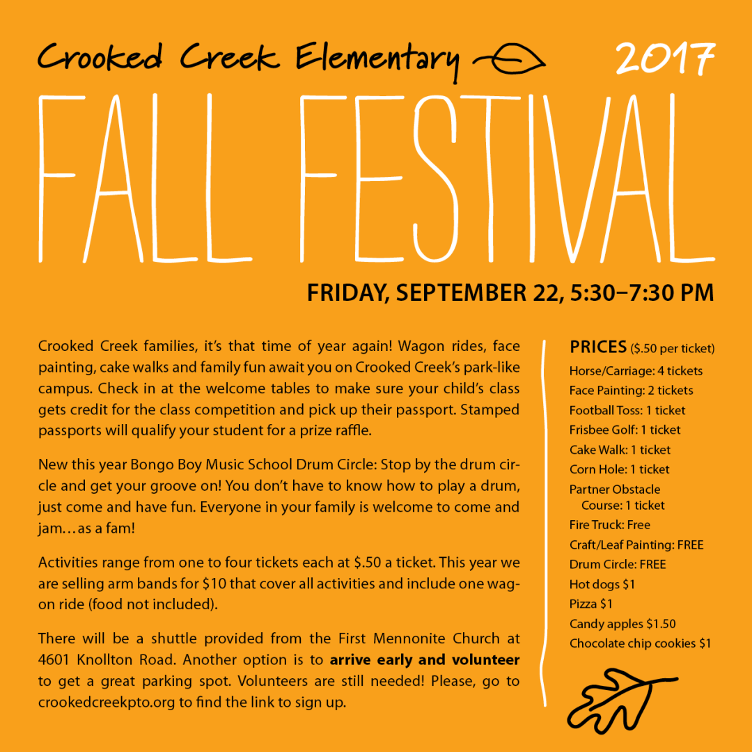FALL FEST FLYER 2017 sq
